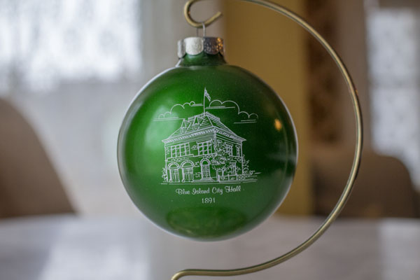 Holiday Ornaments Available Now!