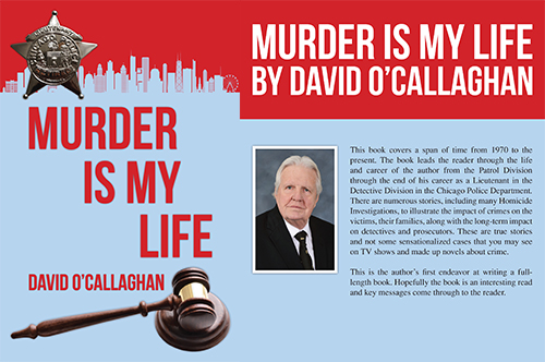 ``Murder Is My Life`` Book Signing